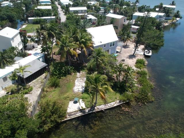 9 Beach Drive, Saddlebunch, FL 33040 (MLS #592247) :: Keys Island Team