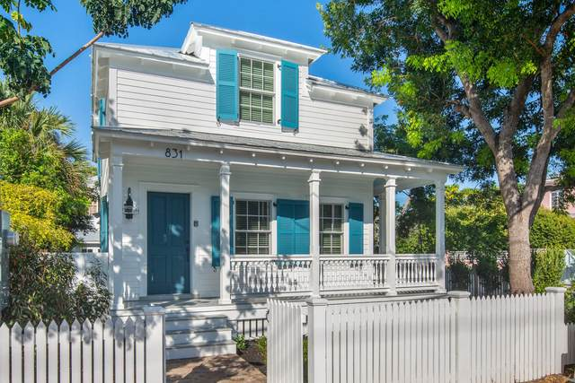831 Georgia Street, Key West, FL 33040 (MLS #592260) :: Key West Luxury Real Estate Inc