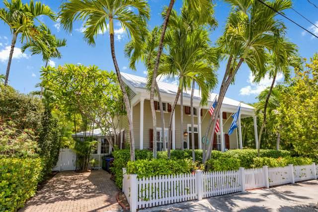 715 Frances Street, Key West, FL 33040 (MLS #592276) :: KeyIsle Realty