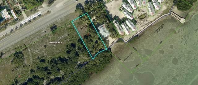 77481 Overseas Hwy, Lower Matecumbe, FL 33036 (MLS #592282) :: Coastal Collection Real Estate Inc.