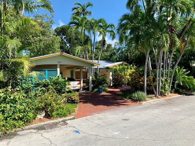 907 Washington Street, Key West, FL 33040 (MLS #592297) :: Keys Island Team