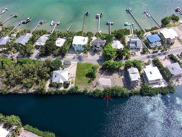 38 N Bounty Lane, Key Largo, FL 33037 (MLS #592352) :: Born to Sell the Keys