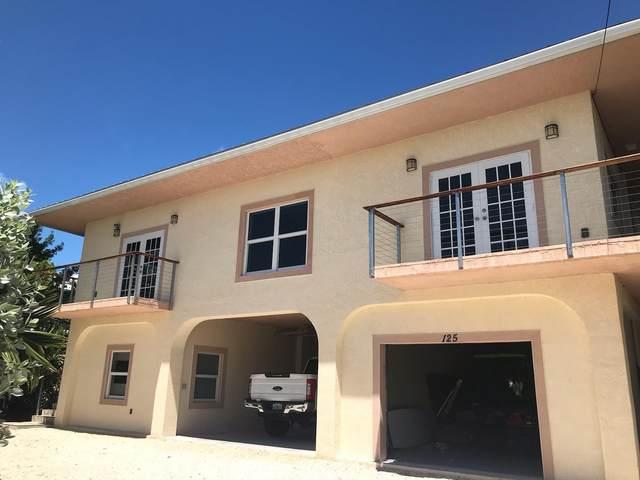 125 Venetian Drive, Lower Matecumbe, FL 33036 (MLS #592367) :: Coastal Collection Real Estate Inc.