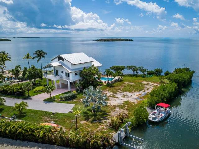 1082 Spanish Main Drive, Cudjoe Key, FL 33042 (MLS #592471) :: Key West Luxury Real Estate Inc