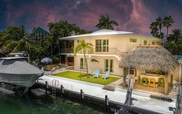 360 E Seaview Drive, Duck Key, FL 33050 (MLS #592500) :: Brenda Donnelly Group