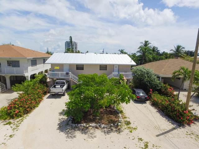 290 3rd Street, Key Colony, FL 33051 (MLS #592525) :: Coastal Collection Real Estate Inc.