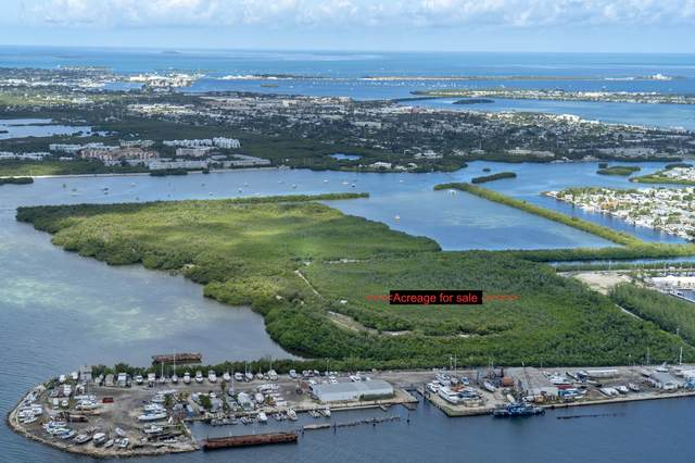 7200 5Th Street, Stock Island, FL 33040 (MLS #592551) :: Key West Vacation Properties & Realty