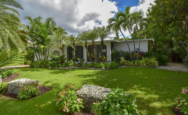 31 Pen Key Club, Upper Matecumbe Key Islamorada, FL 33036 (MLS #592552) :: Born to Sell the Keys