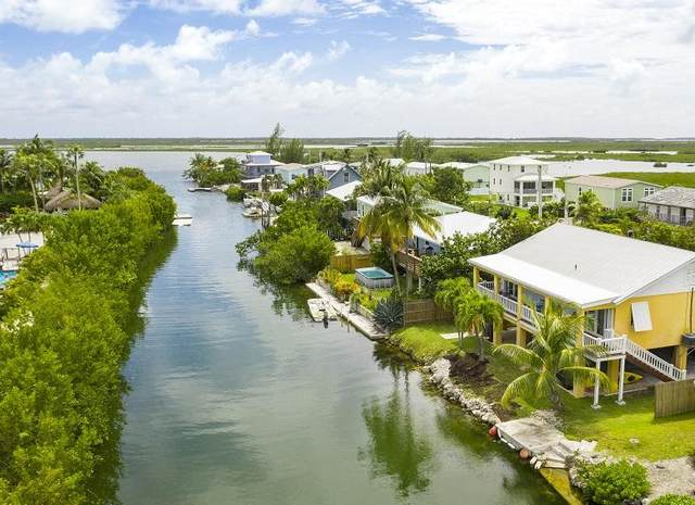 37 Blue Water Drive, Saddlebunch, FL 33040 (MLS #592578) :: Keys Island Team