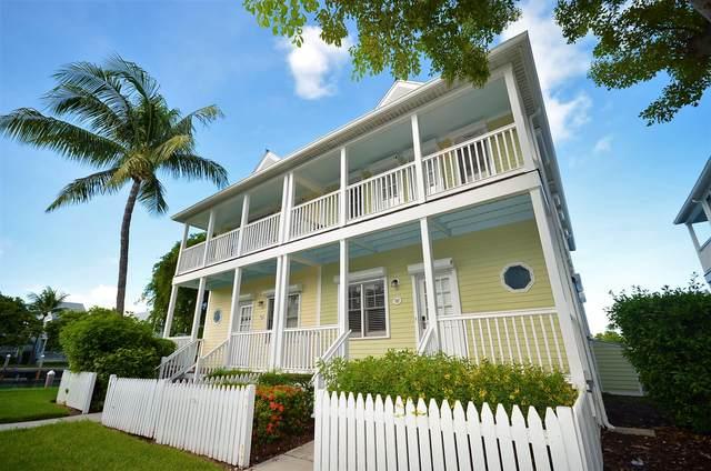 7057 Harbor Village Drive D-212 And Dock , Duck Key, FL 33050 (MLS #592626) :: KeyIsle Realty
