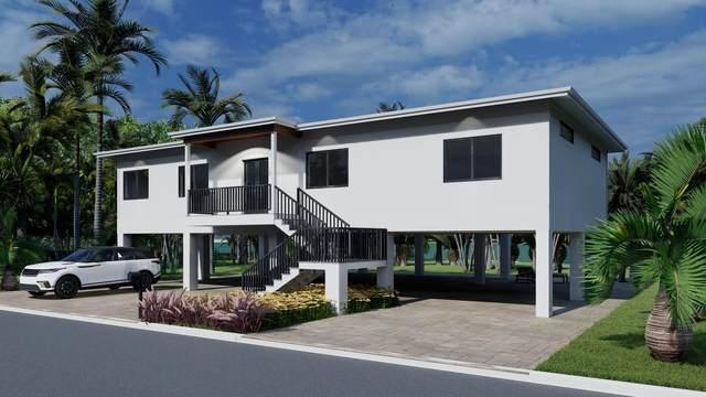 235 W Seaview Drive, Duck Key, FL 33050 (MLS #592627) :: KeyIsle Realty