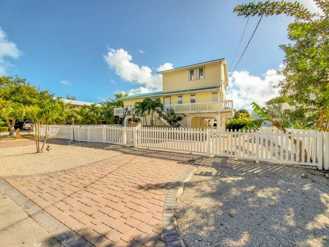 23060 Bonito Lane, Cudjoe Key, FL 33042 (MLS #592639) :: Jimmy Lane Home Team