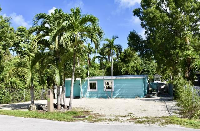 10 Dolphin Road, Key Largo, FL 33037 (MLS #592654) :: Born to Sell the Keys