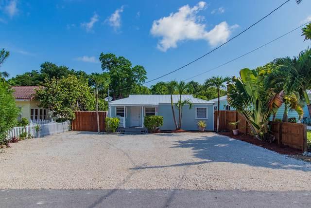 125 Coconut Row, Key Largo, FL 33070 (MLS #592655) :: Born to Sell the Keys