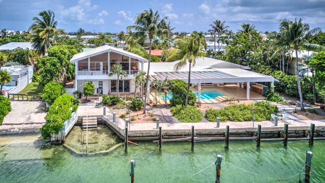1055 122Nd Street Ocean, Marathon, FL 33050 (MLS #592674) :: Key West Luxury Real Estate Inc