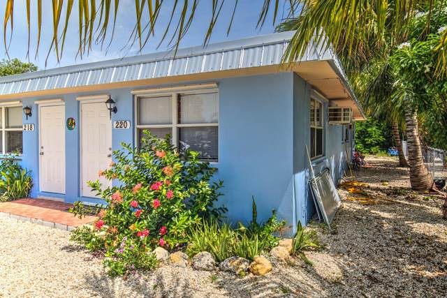 218 66Th Street, Marathon, FL 33050 (MLS #592680) :: Key West Luxury Real Estate Inc