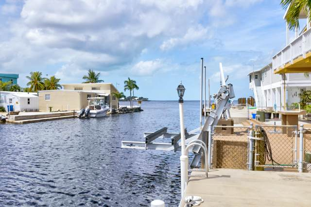33 Pigeon Drive, Key Largo, FL 33037 (MLS #592717) :: Brenda Donnelly Group