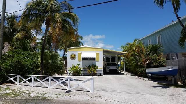 280 Scorpio Lane, Geiger Key, FL 33040 (MLS #592721) :: Keys Island Team