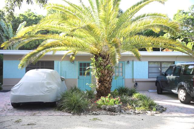 218 Matecumbe Avenue, Upper Matecumbe Key Islamorada, FL 33036 (MLS #592798) :: Jimmy Lane Home Team