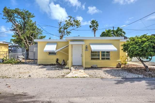 11131 1St Avenue Ocean, Marathon, FL 33050 (MLS #592809) :: Brenda Donnelly Group