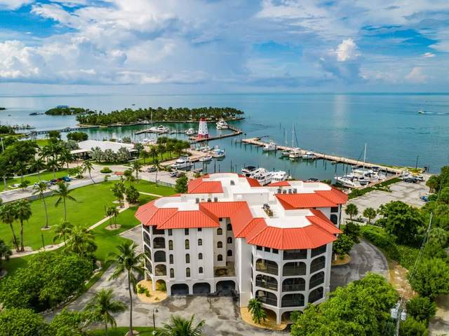 2000 Overseas Highway G44, Marathon, FL 33050 (MLS #592814) :: Coastal Collection Real Estate Inc.