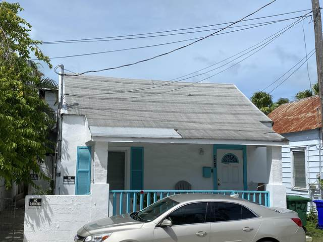 927 Catherine Street, Key West, FL 33040 (MLS #592856) :: Jimmy Lane Home Team