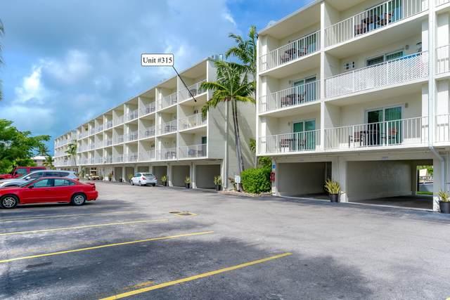 21 Sombrero Boulevard #315, Marathon, FL 33050 (MLS #592868) :: Coastal Collection Real Estate Inc.