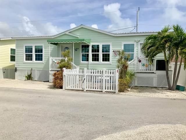 5031 5Th Avenue Lot 73, Stock Island, FL 33040 (MLS #592880) :: Key West Vacation Properties & Realty
