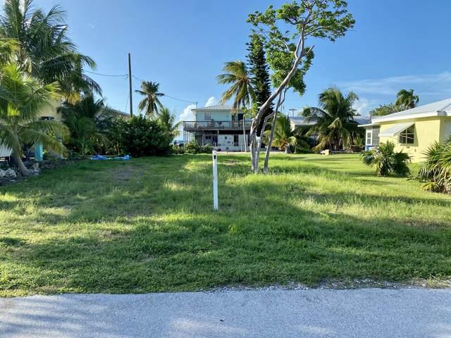 Bailey Street, Marathon, FL 33050 (MLS #592942) :: Coastal Collection Real Estate Inc.