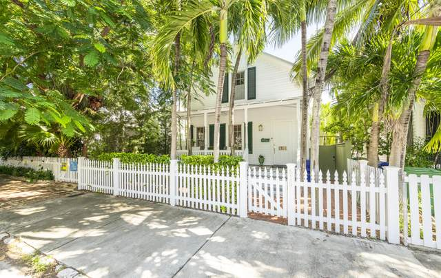 615 Frances Street, Key West, FL 33040 (MLS #592948) :: Key West Luxury Real Estate Inc