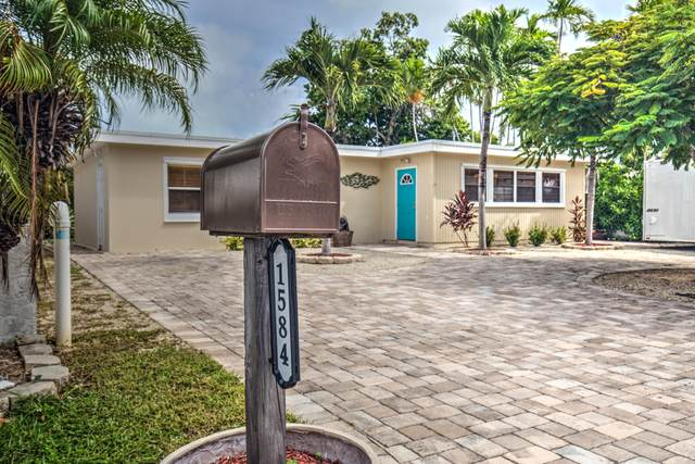 1584 Yellowtail Avenue, Marathon, FL 33050 (MLS #592952) :: Key West Vacation Properties & Realty