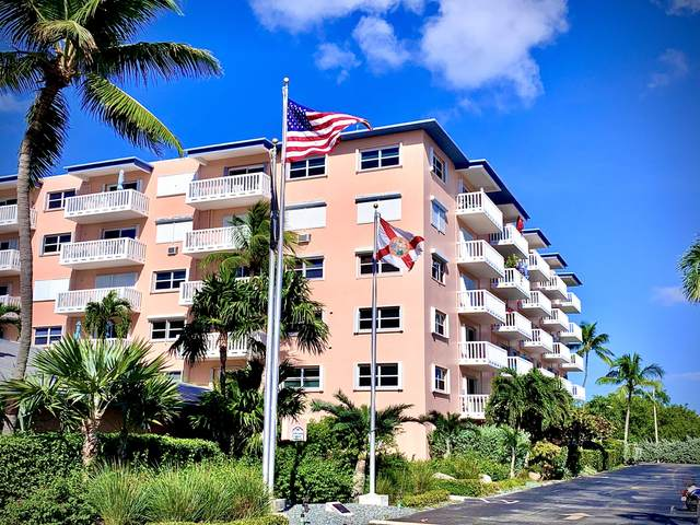 2601 S Roosevelt Boulevard 103C, Key West, FL 33040 (MLS #592958) :: Coastal Collection Real Estate Inc.