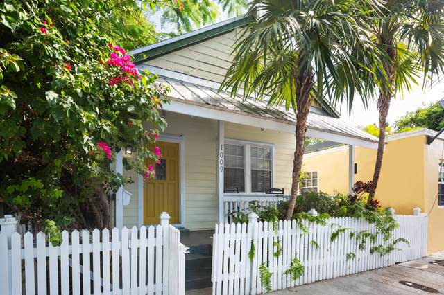 1009 Varela Street, Key West, FL 33040 (MLS #592978) :: Key West Vacation Properties & Realty