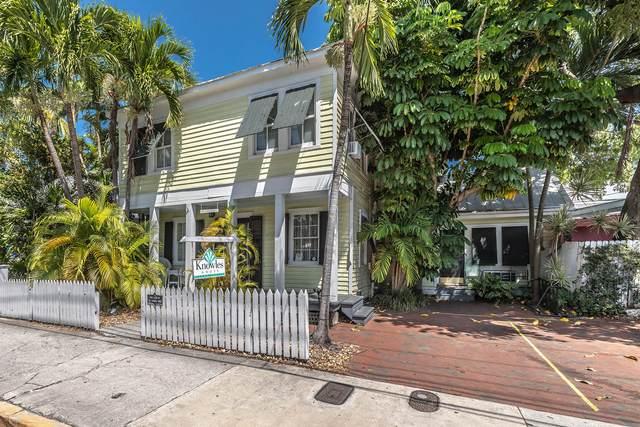 1004 Eaton Street A & B, Key West, FL 33040 (MLS #592980) :: Key West Vacation Properties & Realty