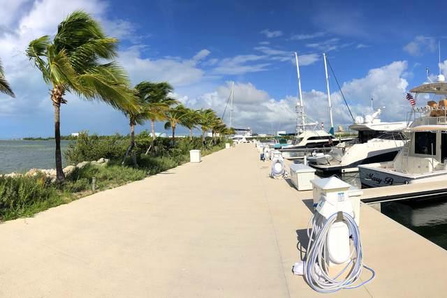 5950 Peninsular Avenue #630, Stock Island, FL 33040 (MLS #592994) :: Key West Luxury Real Estate Inc