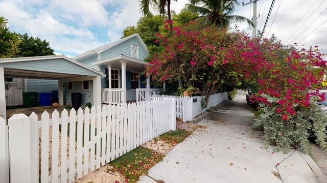 1037 United Street, Key West, FL 33040 (MLS #593031) :: Key West Vacation Properties & Realty