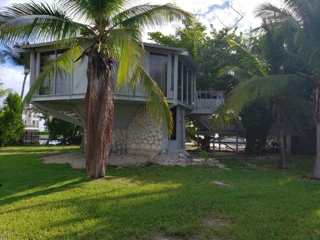 566 Sombrero Beach Road, Marathon, FL 33050 (MLS #593039) :: Infinity Realty, LLC