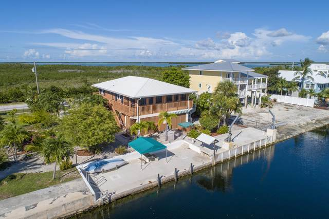 23026 Lookdown Lane, Cudjoe Key, FL 33042 (MLS #593057) :: Brenda Donnelly Group