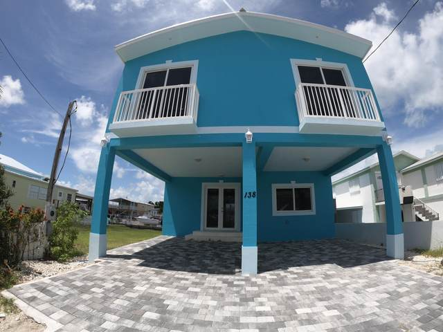 138 Normandy Drive, Key Largo, FL 33070 (MLS #593058) :: Born to Sell the Keys