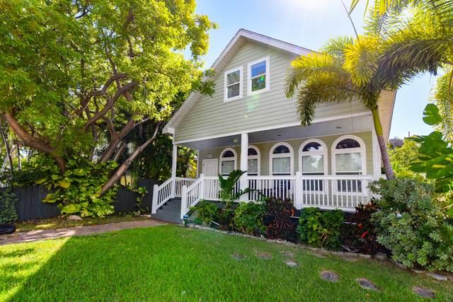 3724 Eagle Avenue, Key West, FL 33040 (MLS #593063) :: Key West Luxury Real Estate Inc