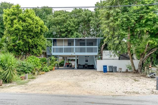 141 Gumbo Limbo Drive, Key Largo, FL 33037 (MLS #593067) :: Keys Island Team