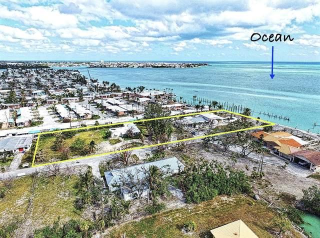770 107Th Street Ocean, Marathon, FL 33050 (MLS #593088) :: Coastal Collection Real Estate Inc.