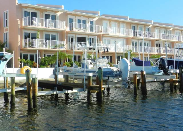 1501 Ocean Bay Drive B7 (10), Key Largo, FL 33037 (MLS #593092) :: Infinity Realty, LLC