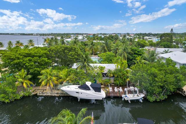 870 Narragansett Lane, Key Largo, FL 33037 (MLS #593098) :: KeyIsle Realty
