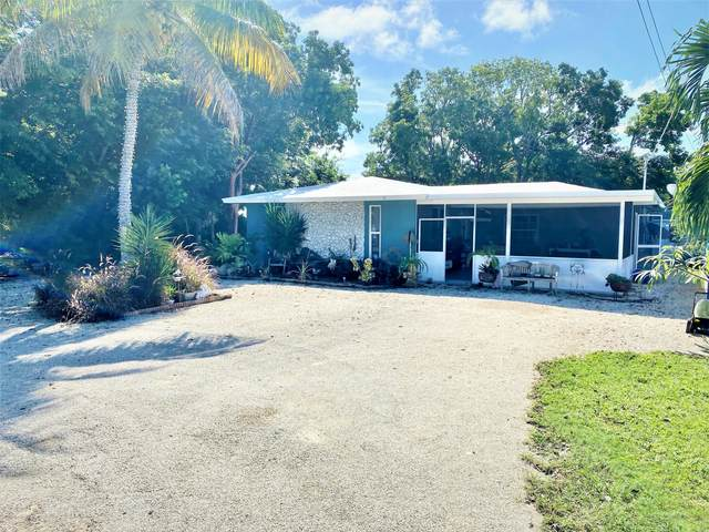 9 N North End Road, Key Largo, FL 33037 (MLS #593108) :: KeyIsle Realty