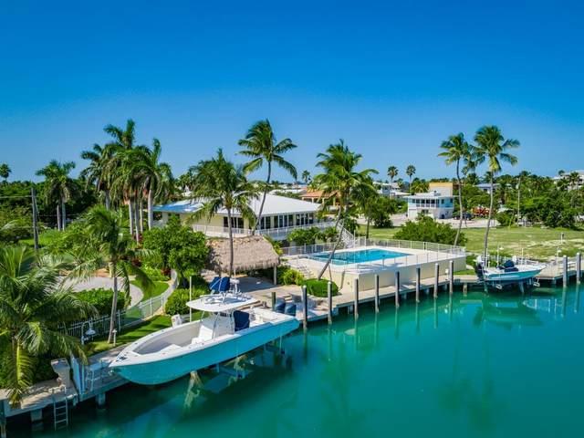 306 Cypress Street With Lot, Duck Key, FL 33050 (MLS #593115) :: Born to Sell the Keys