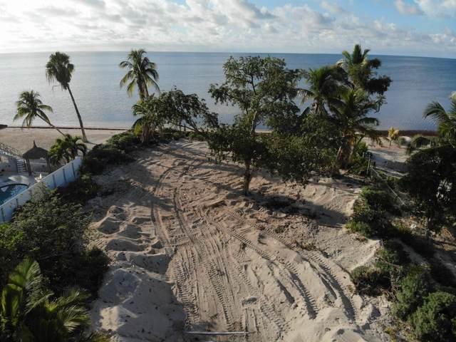 1383 Long Beach Drive, Big Pine Key, FL 33043 (MLS #593120) :: Born to Sell the Keys