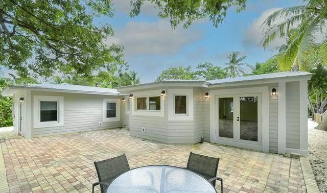 110 Gumbo Limbo Road, Plantation Key, FL 33036 (MLS #593130) :: Born to Sell the Keys