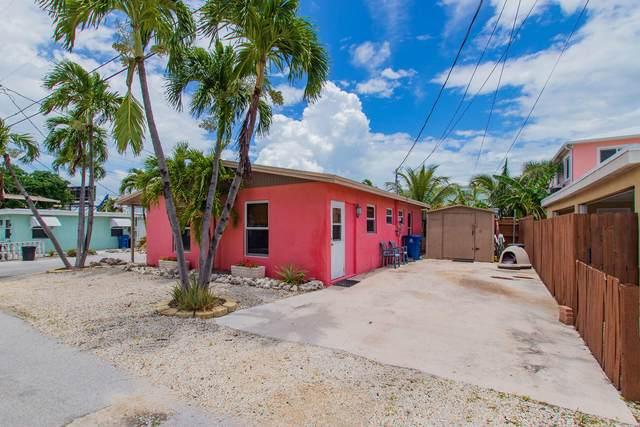 11229 2nd Ave Ocean, Marathon, FL 33050 (MLS #593137) :: Coastal Collection Real Estate Inc.