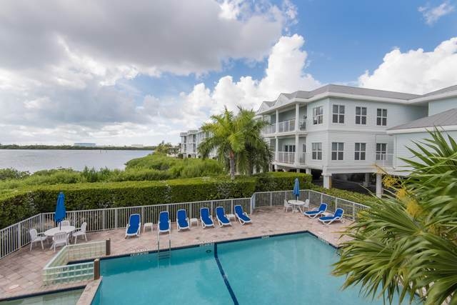 5960 Peninsular Avenue #101, Stock Island, FL 33040 (MLS #593141) :: Key West Luxury Real Estate Inc
